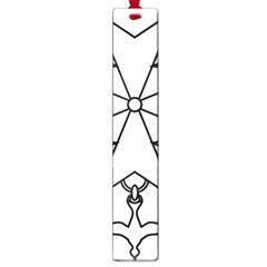 Huguenot Cross Large Book Marks by abbeyz71