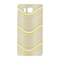 Pattern Samsung Galaxy Alpha Hardshell Back Case by Valentinaart