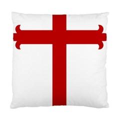 Cross Of Saint James Standard Cushion Case (one Side) by abbeyz71