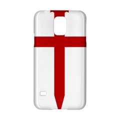Cross Of Saint James Samsung Galaxy S5 Hardshell Case  by abbeyz71