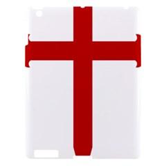 Cross Of Saint James Apple Ipad 3/4 Hardshell Case by abbeyz71