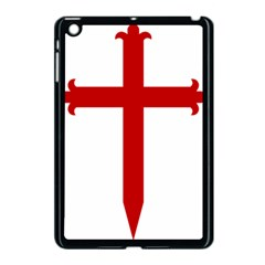 Cross Of Saint James Apple Ipad Mini Case (black) by abbeyz71