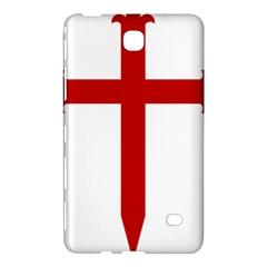 Cross Of Saint James Samsung Galaxy Tab 4 (7 ) Hardshell Case  by abbeyz71
