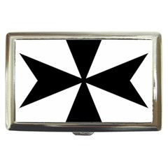 Maltese Cross Cigarette Money Cases by abbeyz71