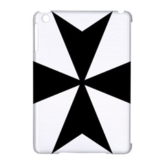 Maltese Cross Apple Ipad Mini Hardshell Case (compatible With Smart Cover) by abbeyz71