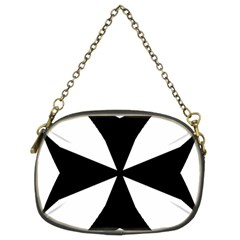 Maltese Cross Chain Purses (two Sides)  by abbeyz71