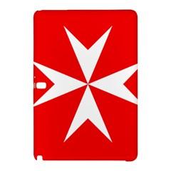 Cross Of The Order Of St  John  Samsung Galaxy Tab Pro 10 1 Hardshell Case by abbeyz71