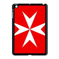 Cross Of The Order Of St  John  Apple Ipad Mini Case (black) by abbeyz71