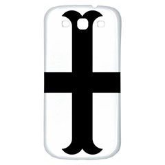 Cross Molin Samsung Galaxy S3 S Iii Classic Hardshell Back Case by abbeyz71