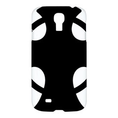 Cross Of Novgorod Samsung Galaxy S4 I9500/i9505 Hardshell Case by abbeyz71