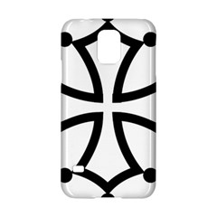 Occitan Cross Samsung Galaxy S5 Hardshell Case  by abbeyz71