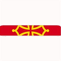 Flag Of Occitania Small Bar Mats by abbeyz71