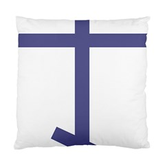 Orthodox Cross  Standard Cushion Case (two Sides) by abbeyz71