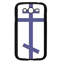Orthodox Cross  Samsung Galaxy Grand Duos I9082 Case (black) by abbeyz71