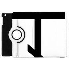 Orthodox Cross  Apple Ipad Mini Flip 360 Case by abbeyz71