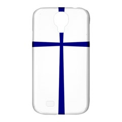Byzantine Cross  Samsung Galaxy S4 Classic Hardshell Case (pc+silicone) by abbeyz71