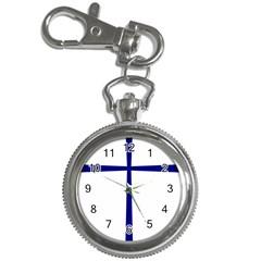 Byzantine Cross  Key Chain Watches by abbeyz71