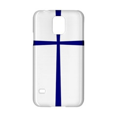 Byzantine Cross  Samsung Galaxy S5 Hardshell Case  by abbeyz71