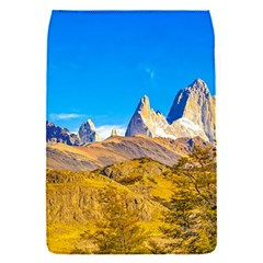 Snowy Andes Mountains, El Chalten, Argentina Flap Covers (s)  by dflcprints