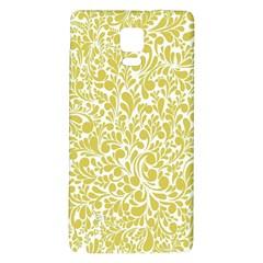 Pattern Galaxy Note 4 Back Case by Valentinaart