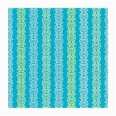 Pattern Medium Glasses Cloth (2 Side) by Valentinaart