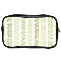 Pattern Toiletries Bags 2 Side by Valentinaart