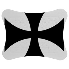 Cross Patty Jigsaw Puzzle Photo Stand (bow) by abbeyz71