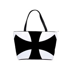 Cross Patty  Shoulder Handbags by abbeyz71