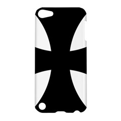 Cross Patty Apple Ipod Touch 5 Hardshell Case by abbeyz71