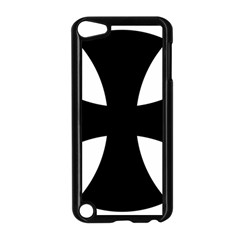Cross Patty Apple Ipod Touch 5 Case (black) by abbeyz71