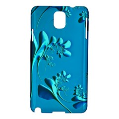 Amazing Floral Fractal A Samsung Galaxy Note 3 N9005 Hardshell Case by Fractalworld