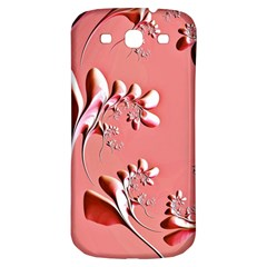 Amazing Floral Fractal B Samsung Galaxy S3 S Iii Classic Hardshell Back Case by Fractalworld