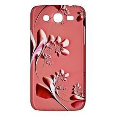 Amazing Floral Fractal B Samsung Galaxy Mega 5 8 I9152 Hardshell Case  by Fractalworld