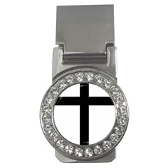Patriarchal Cross Money Clips (cz)  by abbeyz71