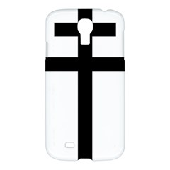 Patriarchal Cross Samsung Galaxy S4 I9500/i9505 Hardshell Case by abbeyz71