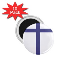 Patriarchal Cross 1.75  Magnets (10 pack)
