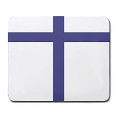 Patriarchal Cross Large Mousepads by abbeyz71