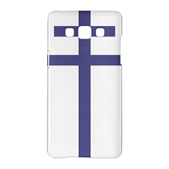 Patriarchal Cross Samsung Galaxy A5 Hardshell Case  by abbeyz71