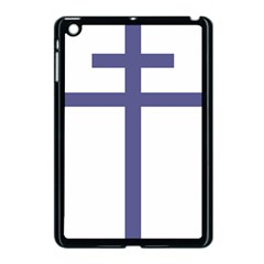 Patriarchal Cross Apple Ipad Mini Case (black) by abbeyz71