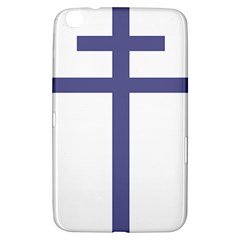 Patriarchal Cross Samsung Galaxy Tab 3 (8 ) T3100 Hardshell Case  by abbeyz71