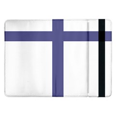 Patriarchal Cross Samsung Galaxy Tab Pro 12 2  Flip Case by abbeyz71