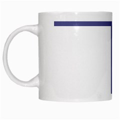 Patriarchal Cross  White Mugs by abbeyz71