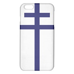 Patriarchal Cross  Iphone 6 Plus/6s Plus Tpu Case by abbeyz71