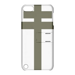 Cross Of Loraine Apple Ipod Touch 5 Hardshell Case With Stand by abbeyz71
