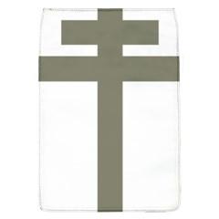 Cross of Lorraine  Flap Covers (L)