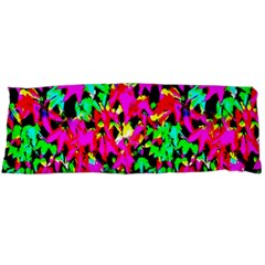 Colorful Leaves Body Pillow Case (dakimakura) by Costasonlineshop