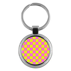 Pattern Key Chains (round)  by Valentinaart