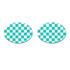 Pattern Cufflinks (oval) by Valentinaart