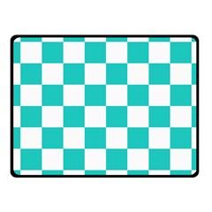 Pattern Fleece Blanket (small) by Valentinaart