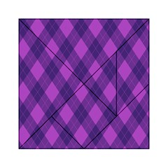 Pattern Acrylic Tangram Puzzle (6  X 6 ) by Valentinaart